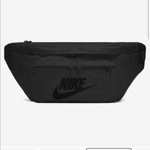 Nike Tech Hip Pack Black Fanny Back Across Chest
